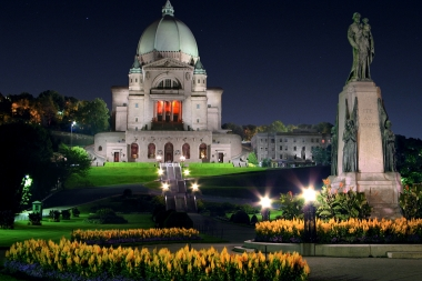 Saint Joseph's Oratory of Mount Royal (Caty, Michel © Caty, Michel Partner organisation: Tourisme Montréal All Rights Reserved.)