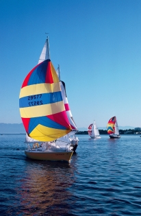 Sailing (Naga, M. © Naga, M.; Tourism BC. Partner organisation: Tourism BC. All Rights Reserved.)