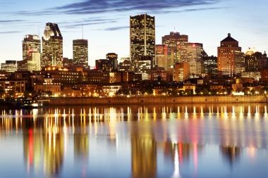 Vue de Montréal du Parc Jean-Drapeau (Ghiea, Vlad © Tourisme Montréal. Partenaire : Tourisme Montréal. Tous droits réservés.)