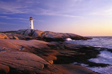 Phare de Peggy's Point, Peggy's Cove – Nouvelle-Écosse (miquitos © miquitos; VisaPro.ca Certains droits réservés) (Licence C.C.)