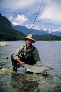 Pêche en eau douce (Lambroughton, David © Lambroughton, David; Tourism BC Organisme partenaire: Tourism BC Tous droits réservés)