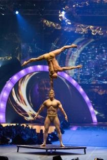 7e Ciel tm au cirque du Soleil (Photographe : Inconnu © Cirque du Soleil. Partenaire : Tourisme Montréal. Tous droits réservés.)