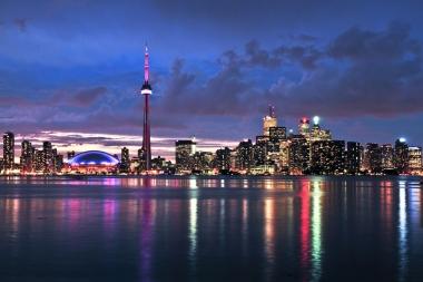 Vedere panoramică a orașului Toronto (Elisseeva, Elena © Elisseeva, Elena; VisaPro.ca. Toate drepturile rezervate.)