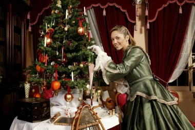 A Victorian Christmas (Rajotte, Normand © Parks Canada; Rajotte, Normand All Rights Reserved.)
