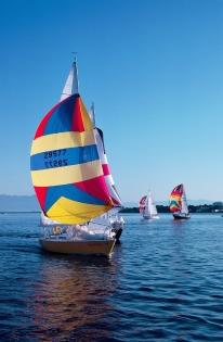 Călătorie pe mare (Naga, M. © Naga, M.; Tourism BC. Organizaţie partenerǎ: Tourism BC. Toate drepturile rezervate.)
