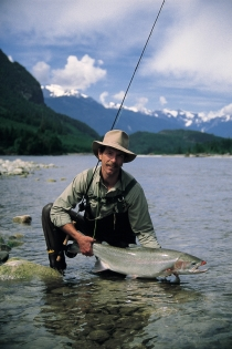 Pescuit de apă dulce (Lambroughton, David © Lambroughton, David; Tourism BC. Org. O.P.: Tourism BC. Toate drepturile rezervate.)